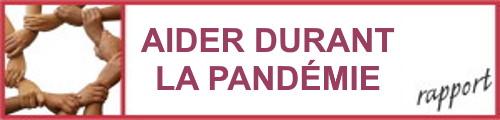 Aider durant la pandémie